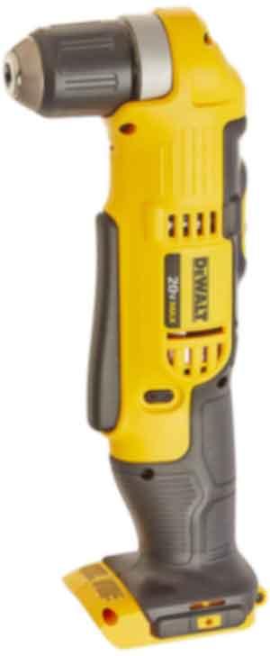 DEWALT 20V MAX Right Angle Drill DCD740B