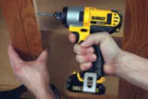 How to use a DeWALT Drill