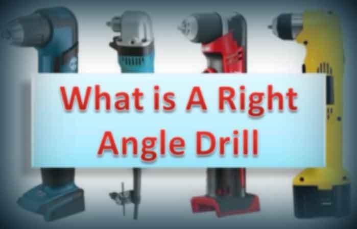 What is Right Angle Drill FP