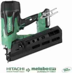 Hitachi NR1890DR Cordless Framing Nailer
