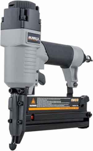 NuMax S2-118G2 Pneumatic Brad Nailer