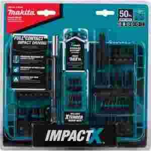 Makita A-98348 50 Pc Impactx Driver Bit Set