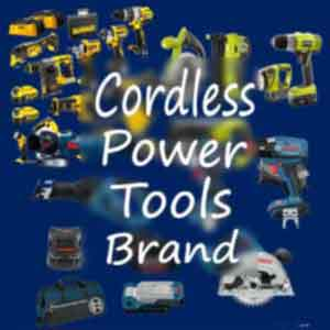 Best Cordless Power Tool Brands