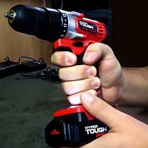 Hyper Tough Drill Review