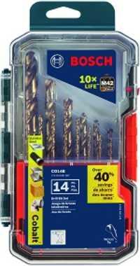 Cobalt M42 Drill Bit Set