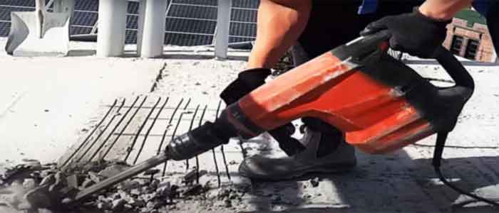 best electric jack hammer FP