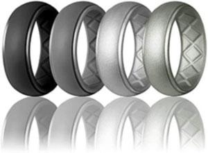 Egnaro Silicone Ring for Men