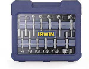 IRWIN Marples Forstner Bit Set, 14-Piece (1966893)